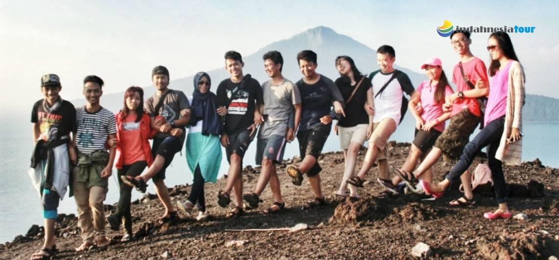 open trip anak krakatau, open trip krakatau, krakatau trip, trip krakatau, tur krakatau, krakatau tur, anak gunung krakatau, anak krakatau, pulau sebesi, dermaga canti, pulau sebuku kecil, sebuku, umang umang, lagoon cabe